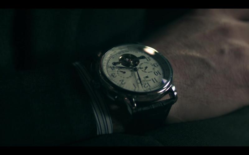 Patek Philippe Men's Watch in Prodigal Son S02E08 Ouroboros (2021)