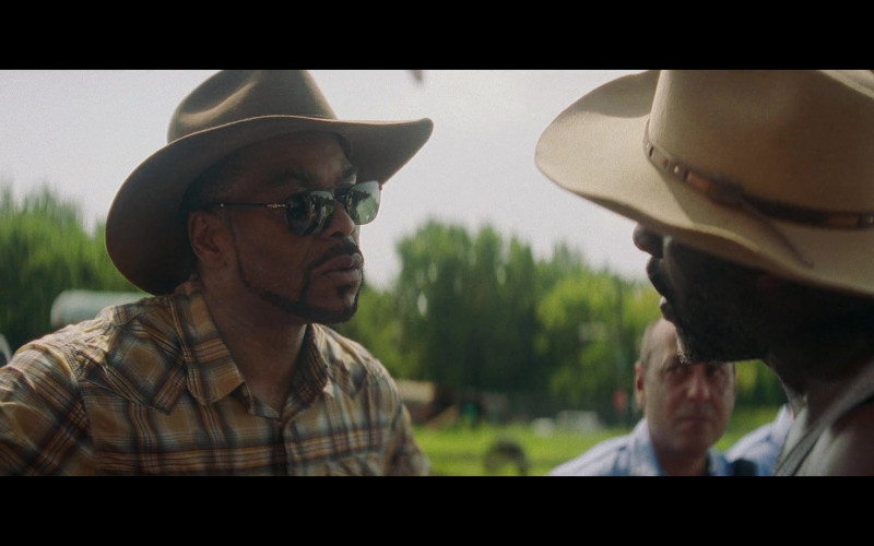 Persol Sunglasses of Clifford 'Method Man' Smith as Leroy in Concrete Cowboy (2020)