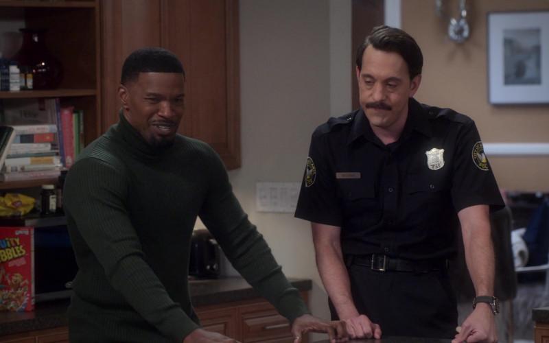 Post Fruity Pebbles Cereal in Dad Stop Embarrassing Me! S01E07 #RichDadWokeDad (2021)