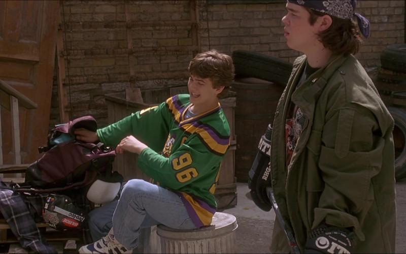 Pro-Tec Helmet in D3 The Mighty Ducks (1996)