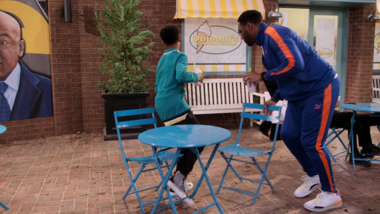 Puma Men's Sneakers Worn by Anthony Alabi as Moz McKellan in Family Reunion S03E05