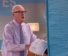 Ray-Ban Men's Eyeglasses in Family Reunion S03E06 Remember ...