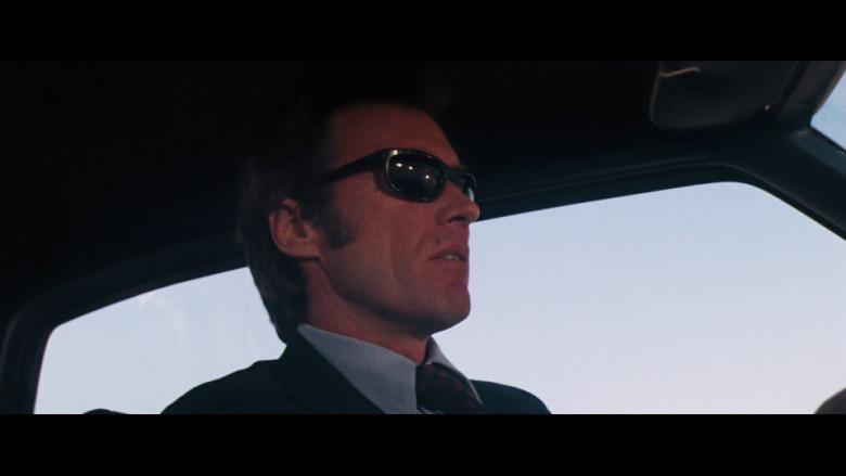 Ray-Ban RB4089 Balorama Sunglasses of Clint Eastwood as SFPD Homicide Inspector Harry Callahan