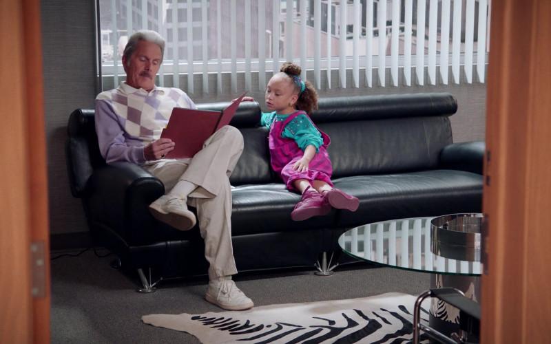 Reebok Men's Sneakers of Gary Cole as Harrison Jackson III in Mixed-ish S02E10 TV Show 2021 (1)