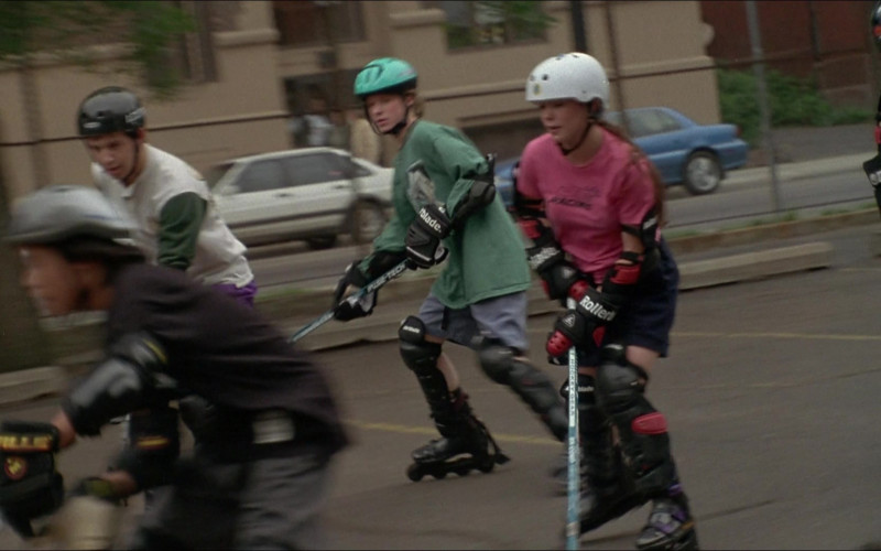 Rollerblade Gloves Worn by Cast Members in D3 The Mighty Ducks (1)
