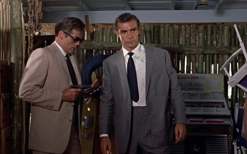 Seeburg jukebox in Dr. No (1962)