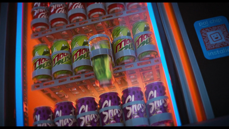 Shasta Mountain Rush Soda in The Mitchells vs. the Machines (2)