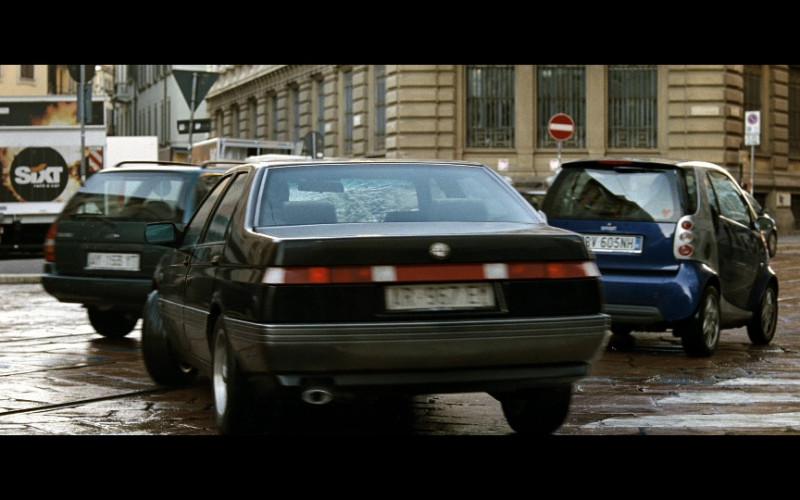 Sixt car hire (Car Rental) in The International (2009)