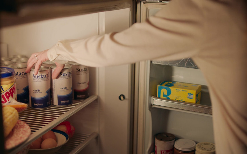 Skippy Peanut Butter and Mead Johnson Sustacal in Things Heard & Seen (2021)