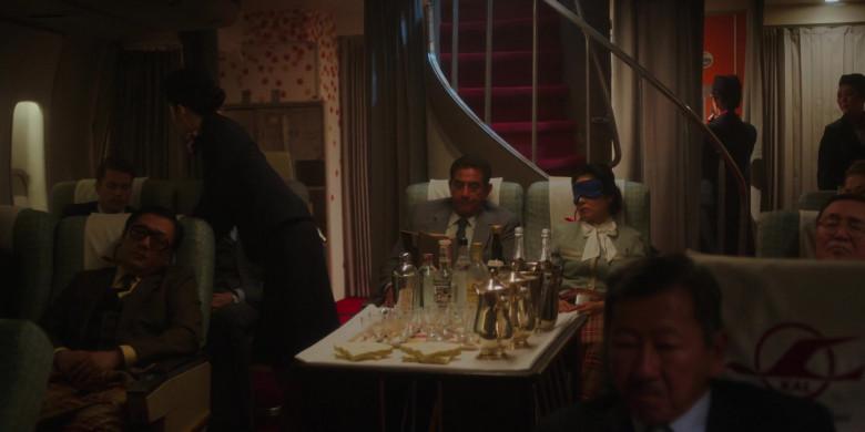 Smirnoff Vodka Bottle in For All Mankind S02E07 Don't Be Cruel (2021)