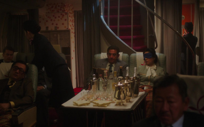 Smirnoff Vodka Bottle in For All Mankind S02E07 Don't Be Cruel (2021)