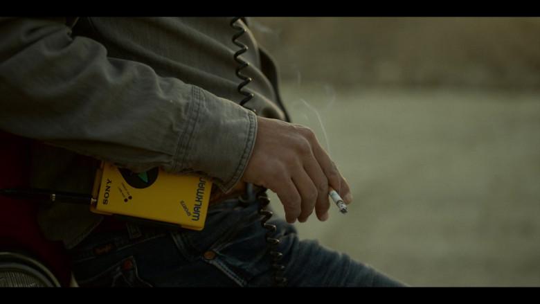 Sony Walkman Portable Cassette Player in Mayans M.C. S03E05 Dark, Deep-Laid Plans (2021)