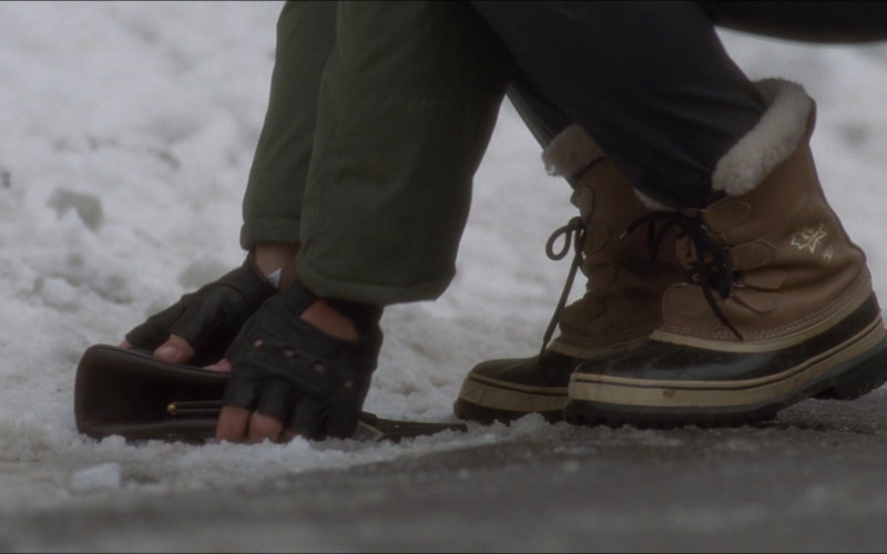 Sorel Caribou Winter Boots in The Mighty Ducks (1992)