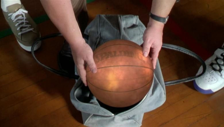 Spalding Basketball in Space Jam (1996)
