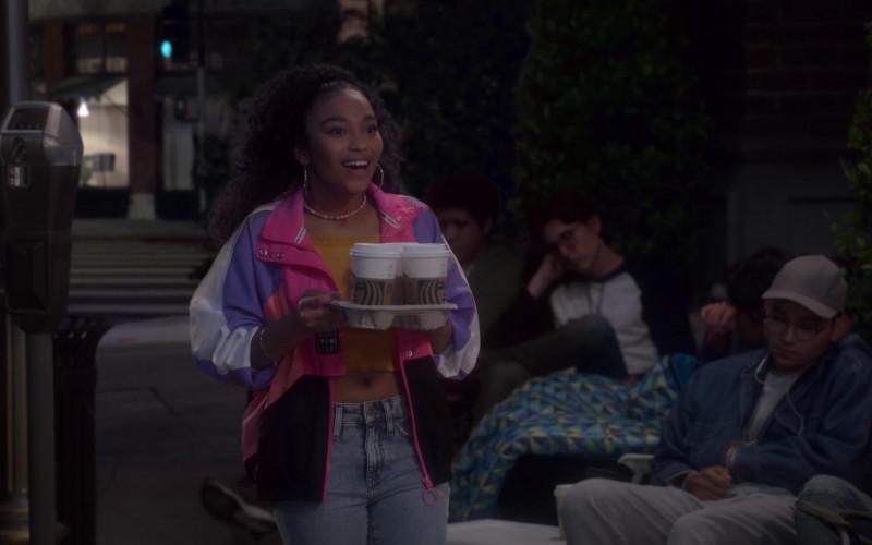 Starbucks Coffee in Dad Stop Embarrassing Me! S01E03 #YeezysAndShrimp (2021)