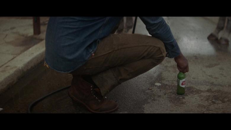 Stella Artois Beer Enjoyed by Idris Elba as Harp in Concrete Cowboy (2)