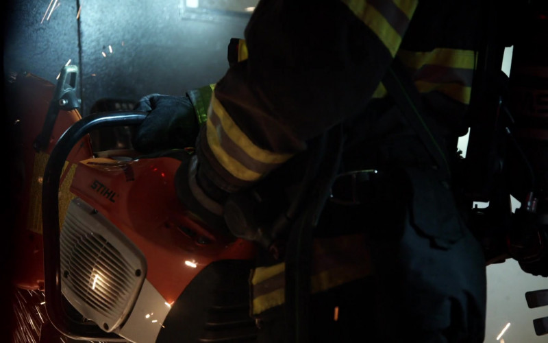 Stihl in Station 19 S04E12 Get Up, Stand Up (2021)