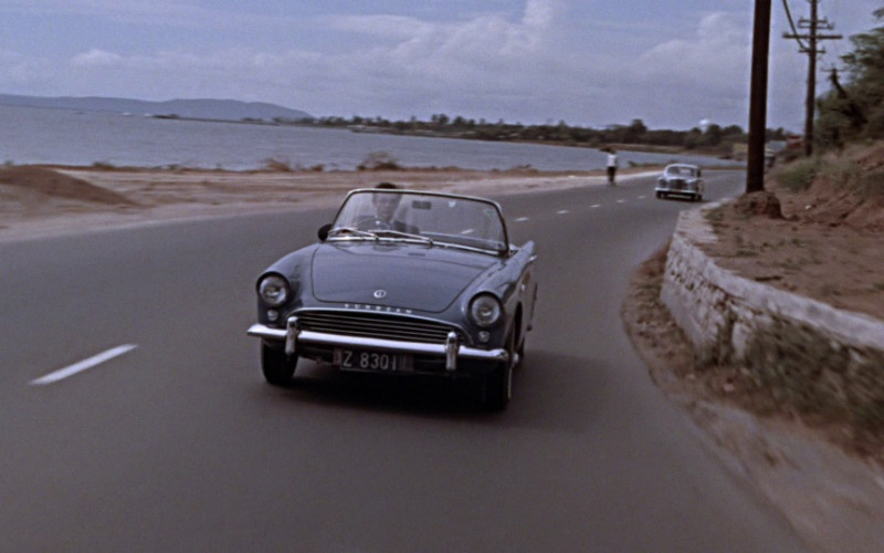 Sunbeam Alpine Car in Dr. No (1962)