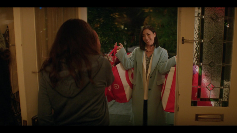 Target Store Bags in The Mighty Ducks Game Changers S01E06 (1)
