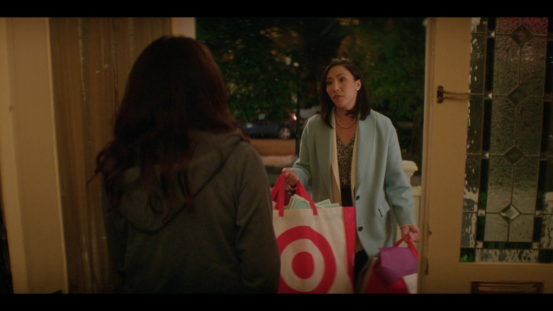 Target Store Bags in The Mighty Ducks Game Changers S01E06 (2)