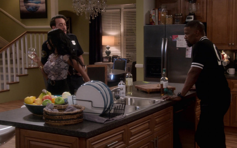 The Glenlivet 12 Year Old Whisky Enjoyed by Jamie Foxx as Brian Dixon in Dad Stop Embarrassing Me! S01E04 #NipplesOrNuts (2