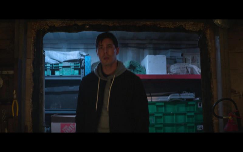 The Home Depot Store Box in Mortal Kombat (1)