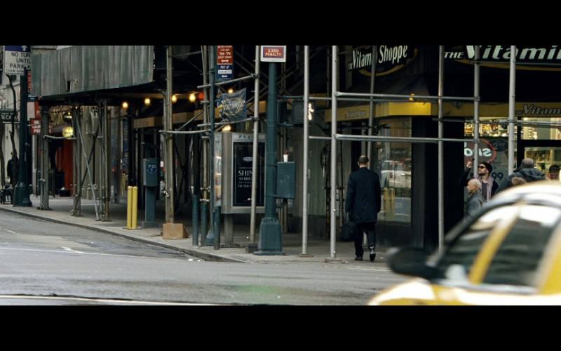 The Vitamin Shoppe in The International (2009)