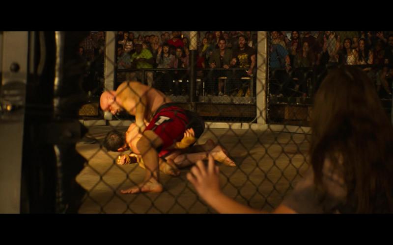 Title Boxing Shorts in Mortal Kombat (2021)