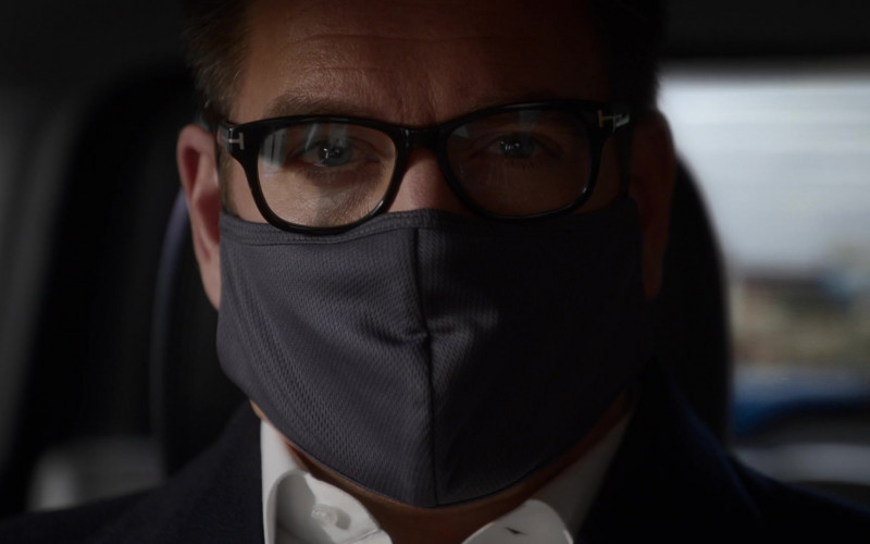 Tom Ford Glasses Worn by Michael Weatherly as Dr. Jason Bull in Bull S05E11 Truth and Reconciliation (2021)