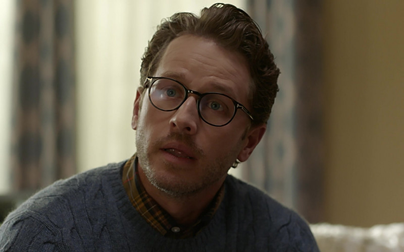 Tom Ford Men's Glasses in Manifest S03E02 Deadhead (2021)