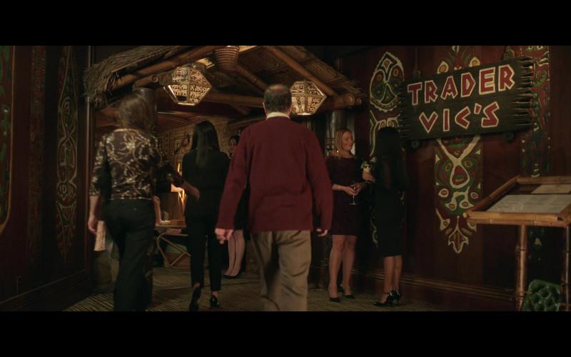 Trader Vic's Restaurant in Thunder Force (2021)