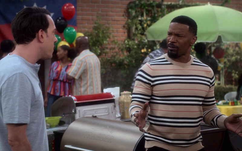 Traeger Grill in Dad Stop Embarrassing Me! S01E06 #ThrillaOnTheGrill (1)