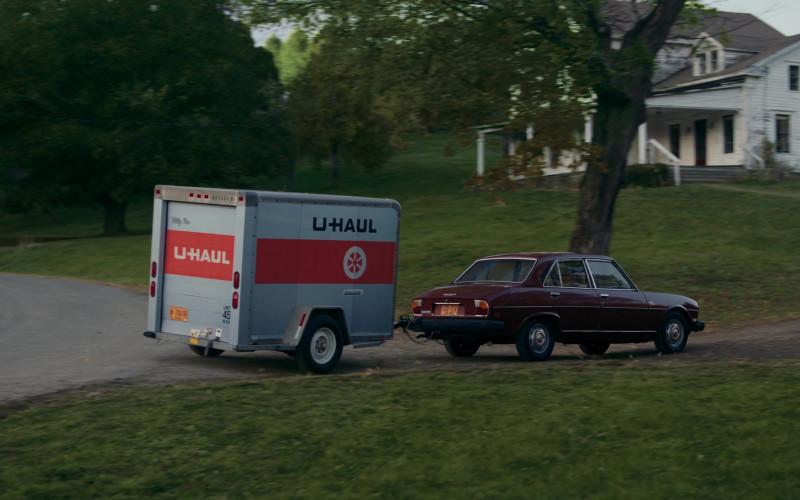 U-Haul Cargo Trailer in Things Heard & Seen (1)