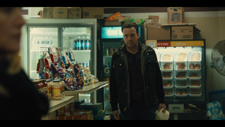 UTZ and Lay's Chips in Mare of Easttown S01E02 Fathers (2021)