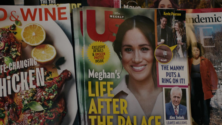 Us Weekly Magazine in This Is Us S05E12 (1)