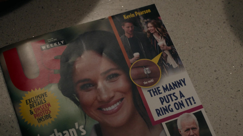 Us Weekly Magazine in This Is Us S05E12 (3)