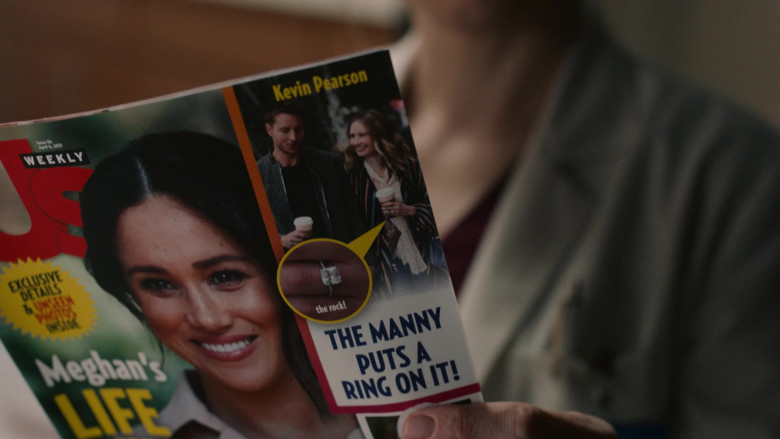 Us Weekly Magazine in This Is Us S05E12 (4)