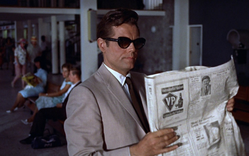 V.P Point Brand Wine in Dr. No (1962)