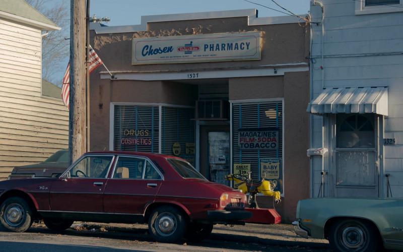 Valu-Rite Pharmacy in Things Heard & Seen (2021)