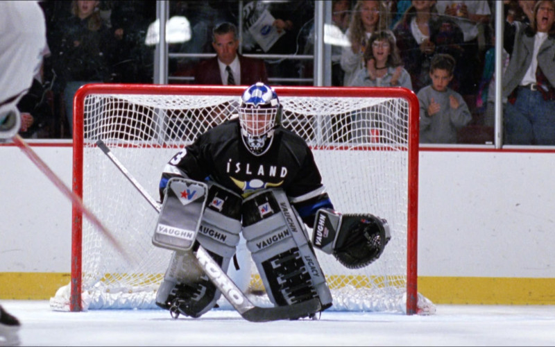 Vaughn Hockey Goalie Equipment in D2 The Mighty Ducks 1994 Movie (8)