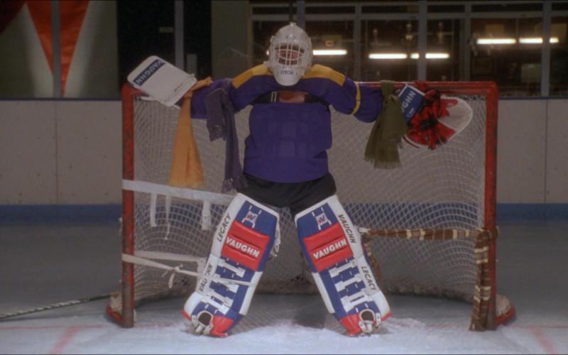 Vaughn Hockey Goalie Equipments in The Mighty Ducks 1992 (3)