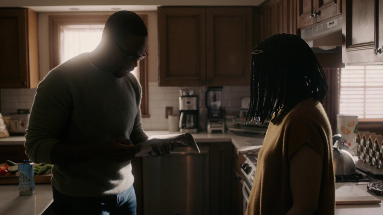 Vita Coco Coconut Water of Sterling K. Brown as Randall Pearson in This Is Us S05E12 Both Things Can Be True (2021)