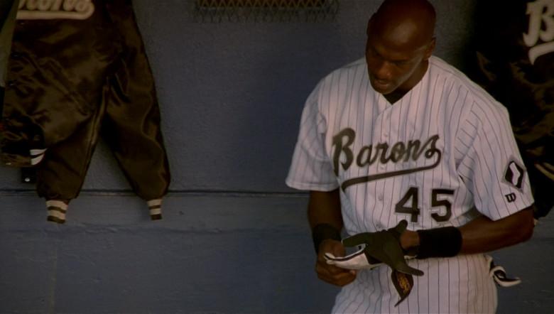 Wilson Baseball Uniform Worn by Michael Jordan in Space Jam (1996)