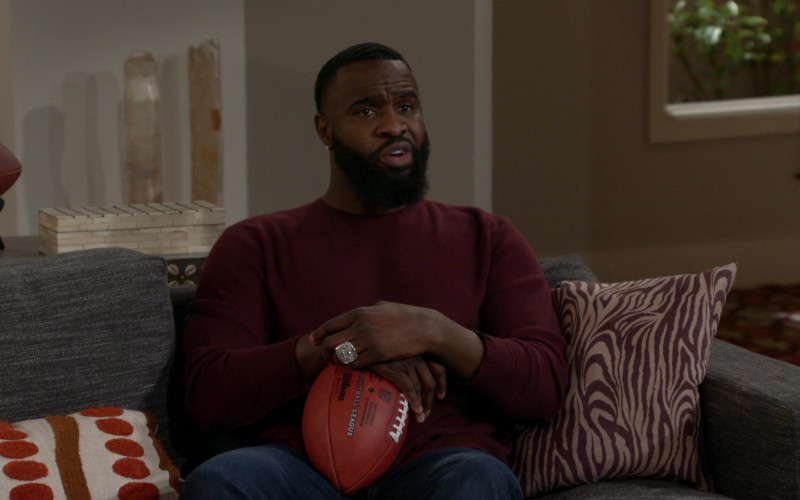 Wilson Football in B Positive S01E16 A Cute Asphyxiation (2021)