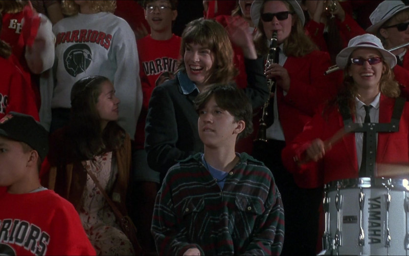 Yamaha Drums in D3 The Mighty Ducks (1996)