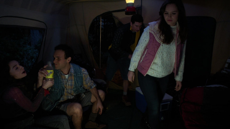 Yoohoo Chocolate Drink Enjoyed by Troy Gentile as Barry in The Goldbergs S08E16 Couple Off (2021)