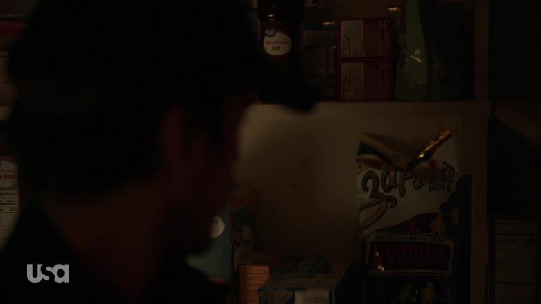 Zapp's Chips in Queen of the South S05E04 La Situacion (2021)