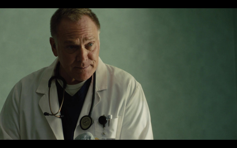 3M Littmann Stethoscope in Mare of Easttown S01E03 Enter Number Two (2021)