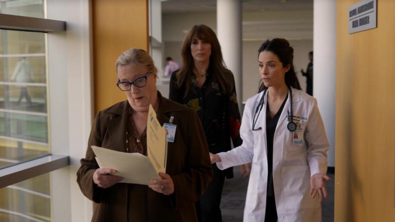 3M Littmann Stethoscope in Rebel S01E05 Black Not Blue (2021)