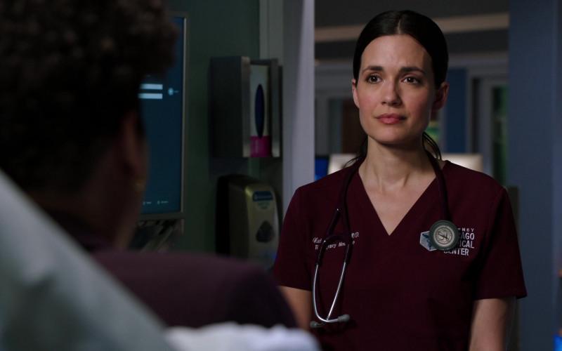 3M Littmann Stethoscopes Used by Doctors in Chicago Med S06E13 (2)